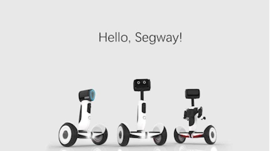 Hello-Segway