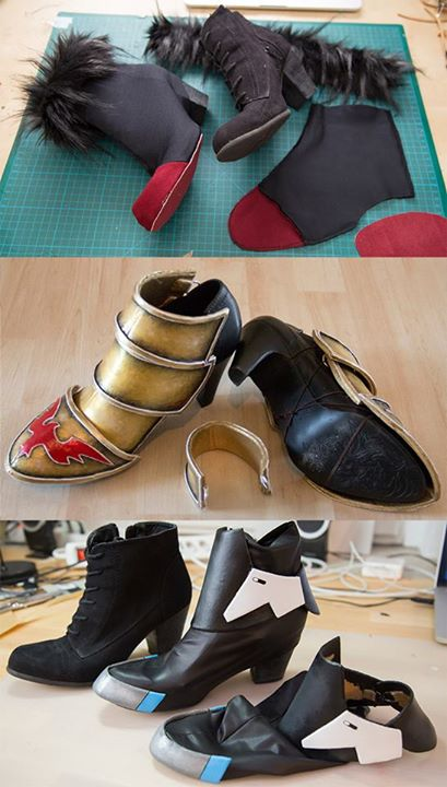 cosplay-footwear