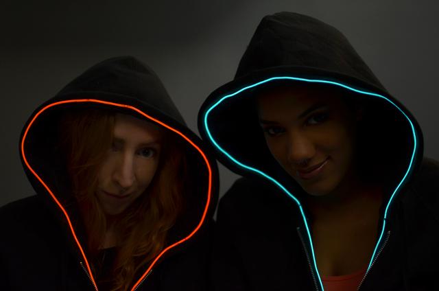 el_wire_tape_panel_el-tron-hoodie-adafruit-becky-stern-risa-rose