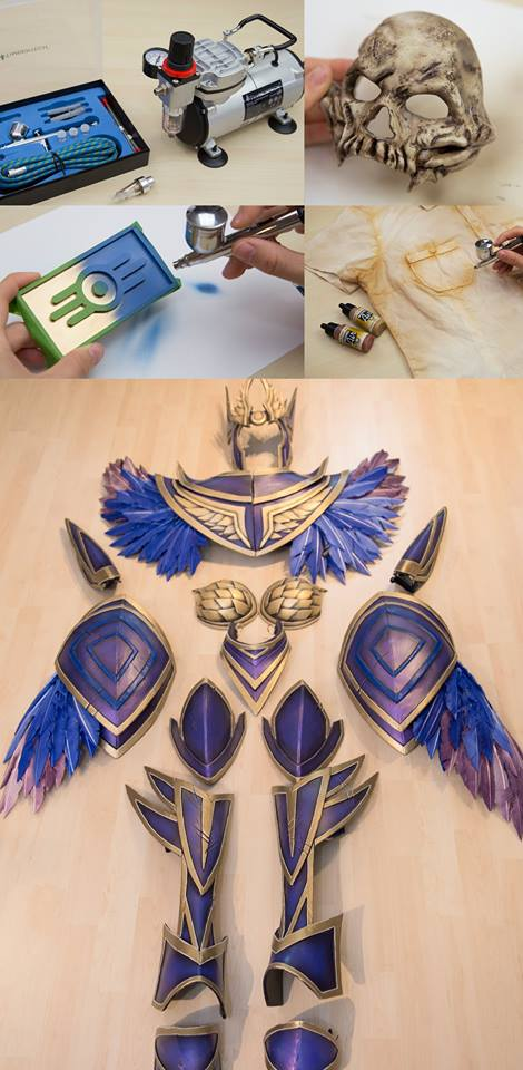 airbrushing-for-cosplay