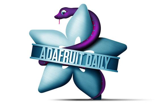Adafruit CircuitPython Newsletter Logo