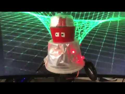 CircuitPlayground CRICKIT B.O.B.