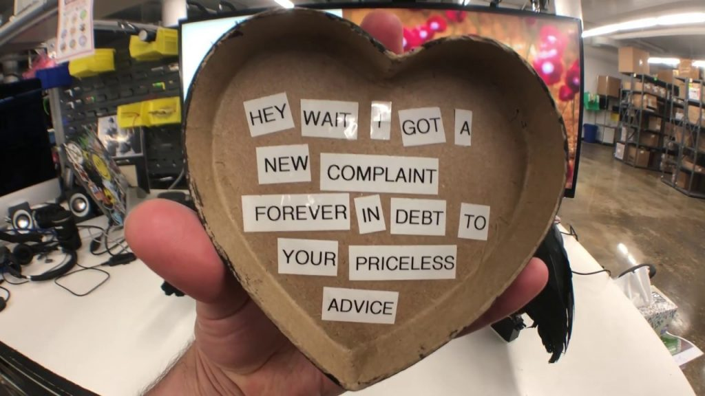 CircuitPlayground CRICKIT Heart Shaped Box