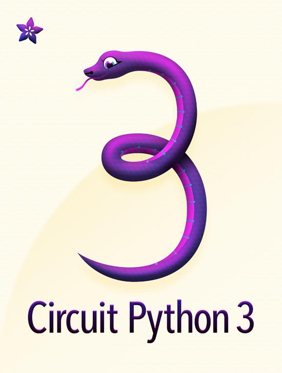 CircuitPython 3 logo