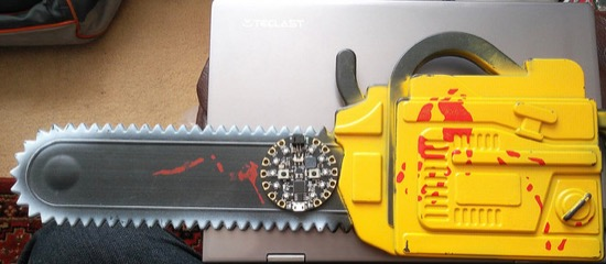 CPX Chainsaw