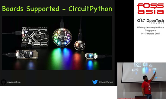 1 Trend – The Push for Python makes' it, Pyboard D-series