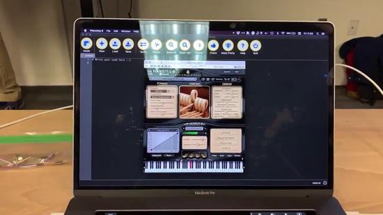 MIDI with Mu