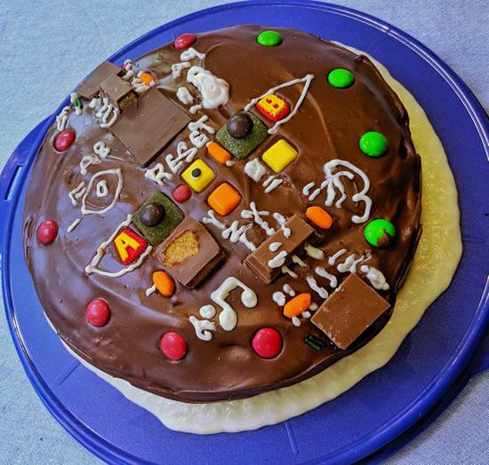 CircuitPlayground cake