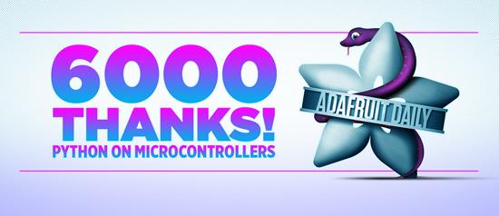 6000 Thanks