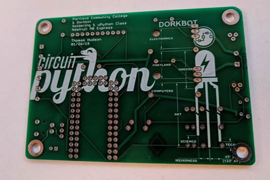 CircuitSoldering