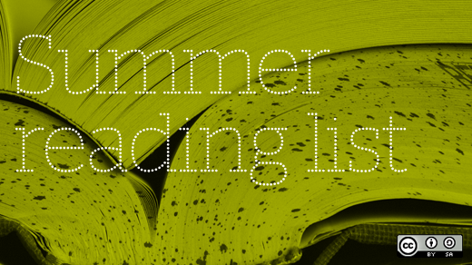 2019 Opensource.com summer reading list