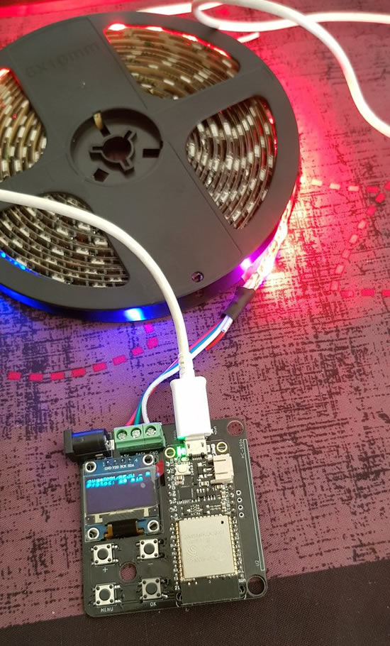 Feather compatible RGB led driver board