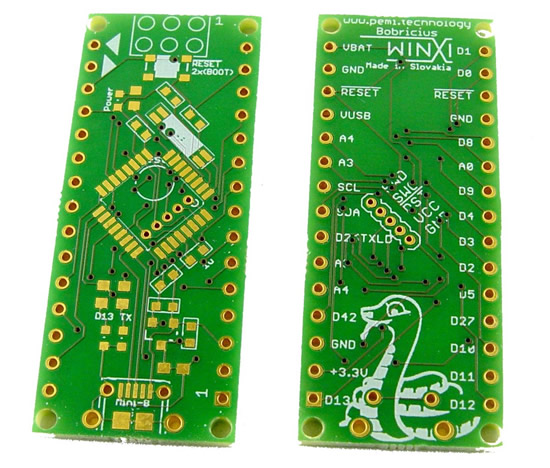 Python on hardware, CircuitPython gets 10 out of 10 for