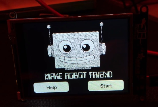 Python HyperCard experiment