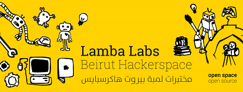 Lamba Labs Beirut Hackerspace
