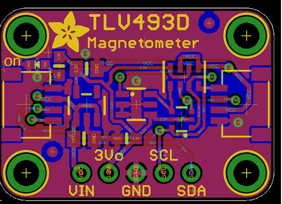 3D Magnetometer