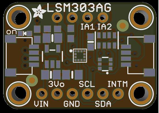 LSM303AGR