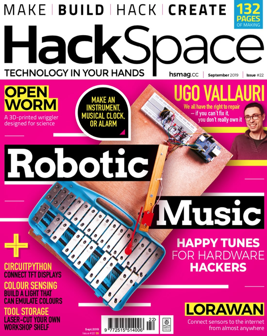 HackSpace 22