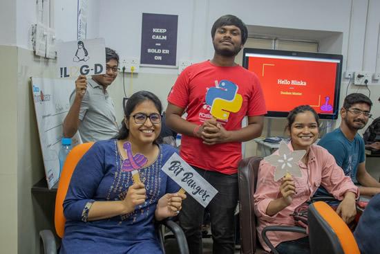 CircuitPython Day 2019 - ILUGD, HHC-Delhi