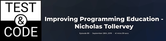 Improving Programming Education