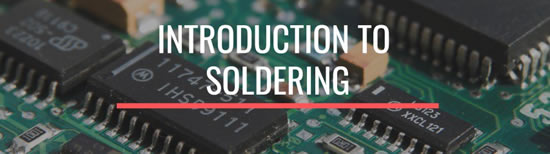 intro to soldering