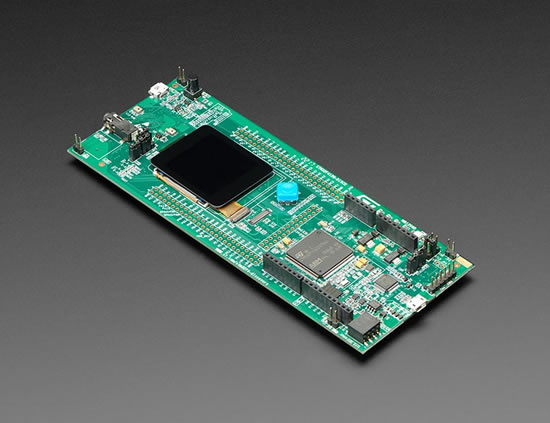 STM32F412 Discovery kit