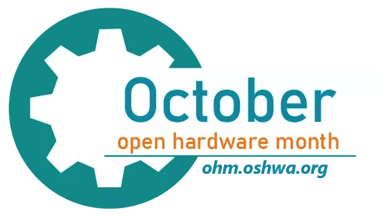 Open source hardware month