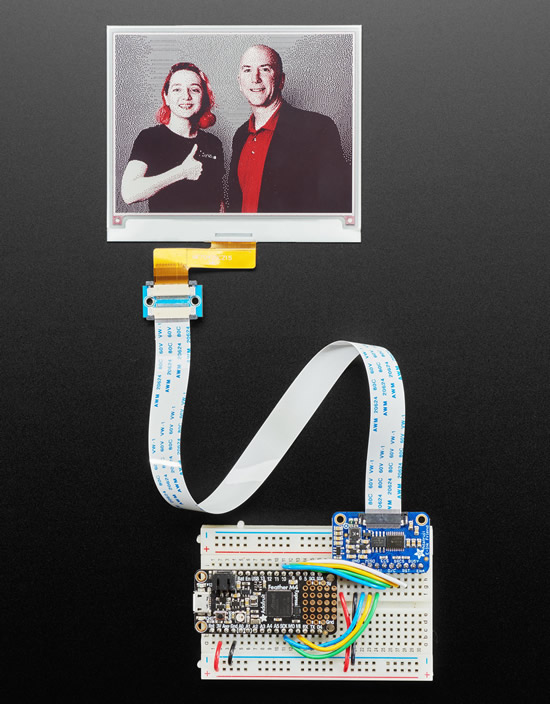 eink CircuitPython