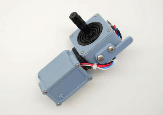 3D printed LoRa Remote Control