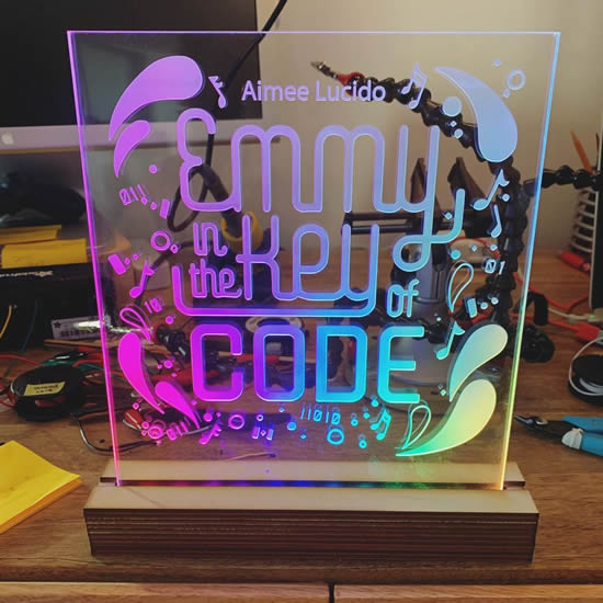 Emmy book