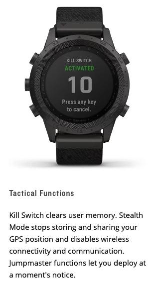 Kill watch