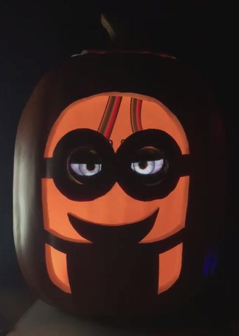 Pumpkin Eyes