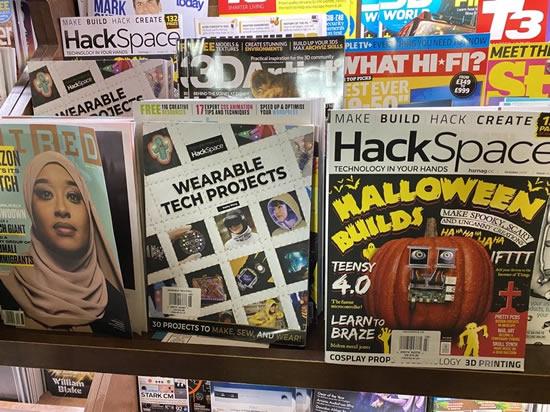 Python newsstand