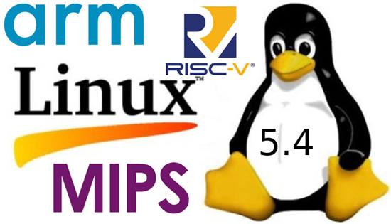 Linux 5 4