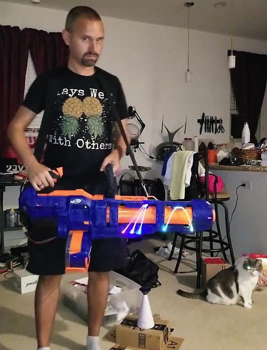 Nerf Titan50