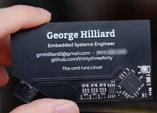 Linux card