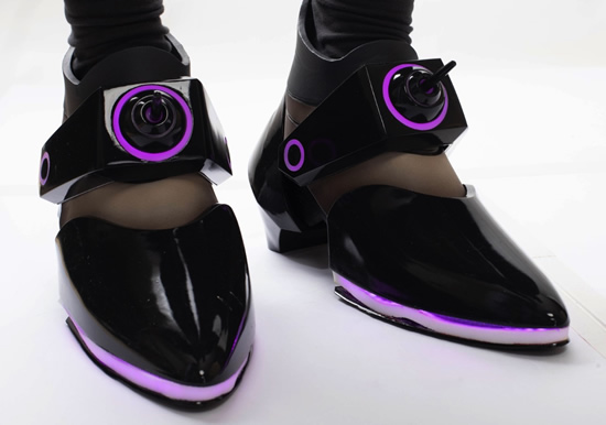 NeoPixel Shoes