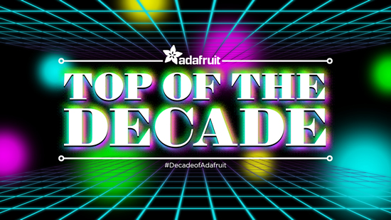 Top of the decade
