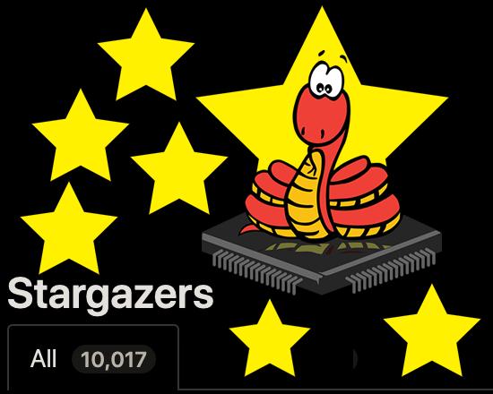 10k stars
