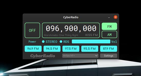 CyberRadio