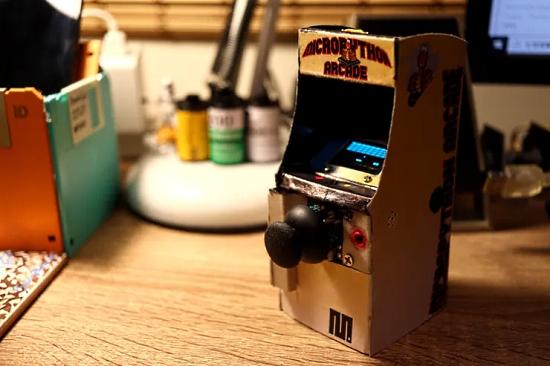 MicroPython Arcade
