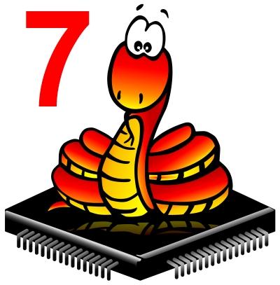 MicroPython Turns Seven