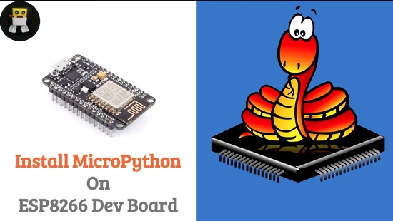Install MicroPython on ESP8266