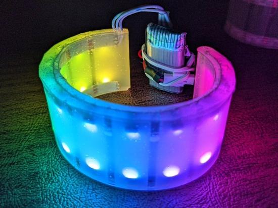 CircuitPython Bracelet