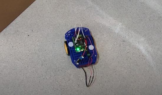 CircuitPython Robot Demo