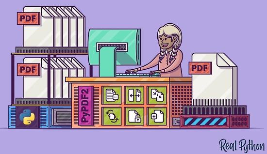 Create and Modify PDF Files in Python