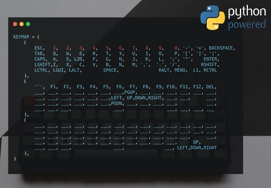 M60 Mechanical Keyboard