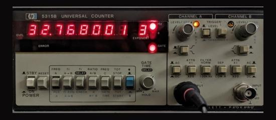 Real Time Clocks