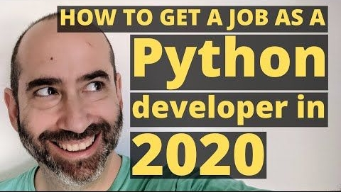 Job as a Python developer