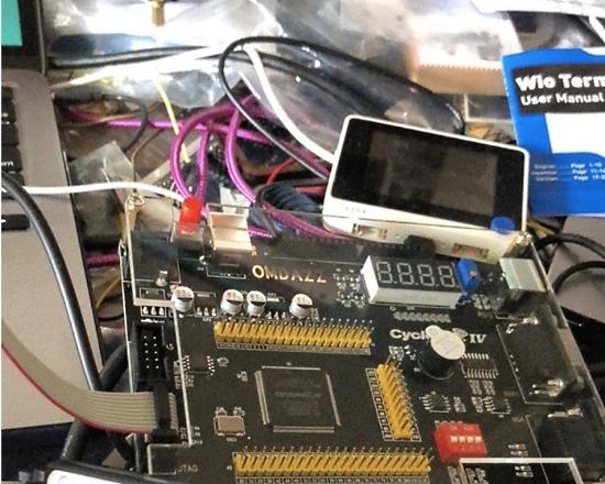 FPGA and CircuitPython